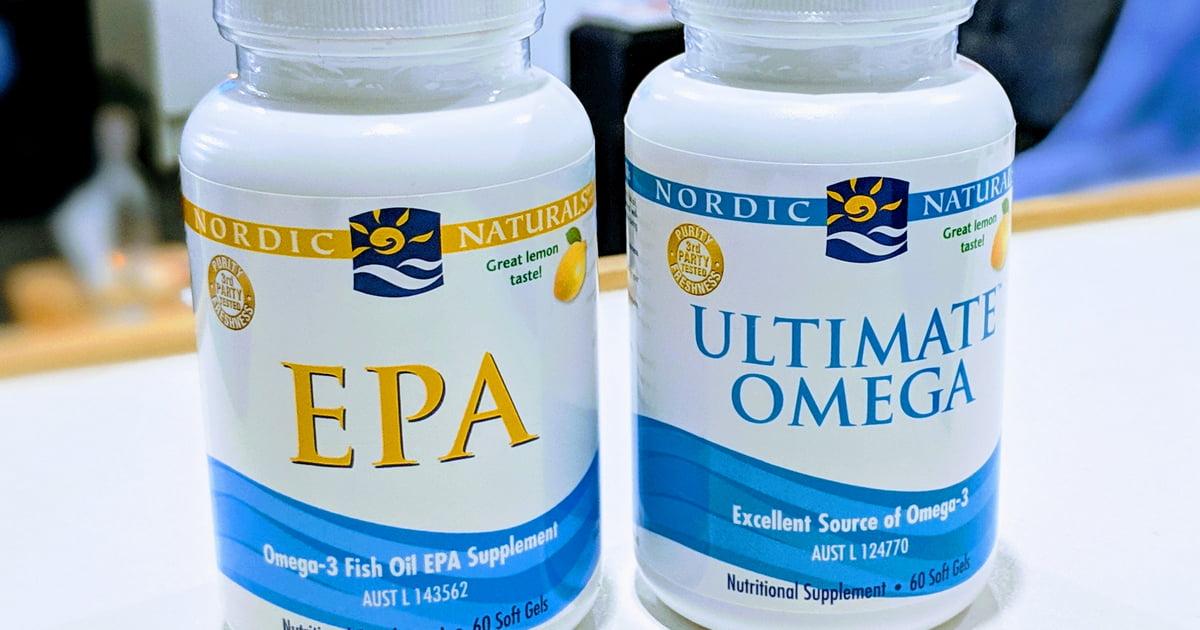 Nordic Naturals Omega3 Fish Oil for Skin Health