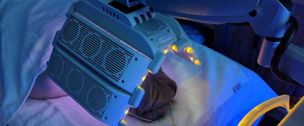 LED Light Therapy Banner - Skin Treatments