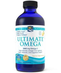 Nordic Naturals Ultimate Omega 8oz 237ml Liquid