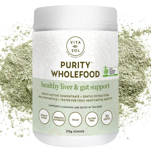Vita-sol Purity Wholefood