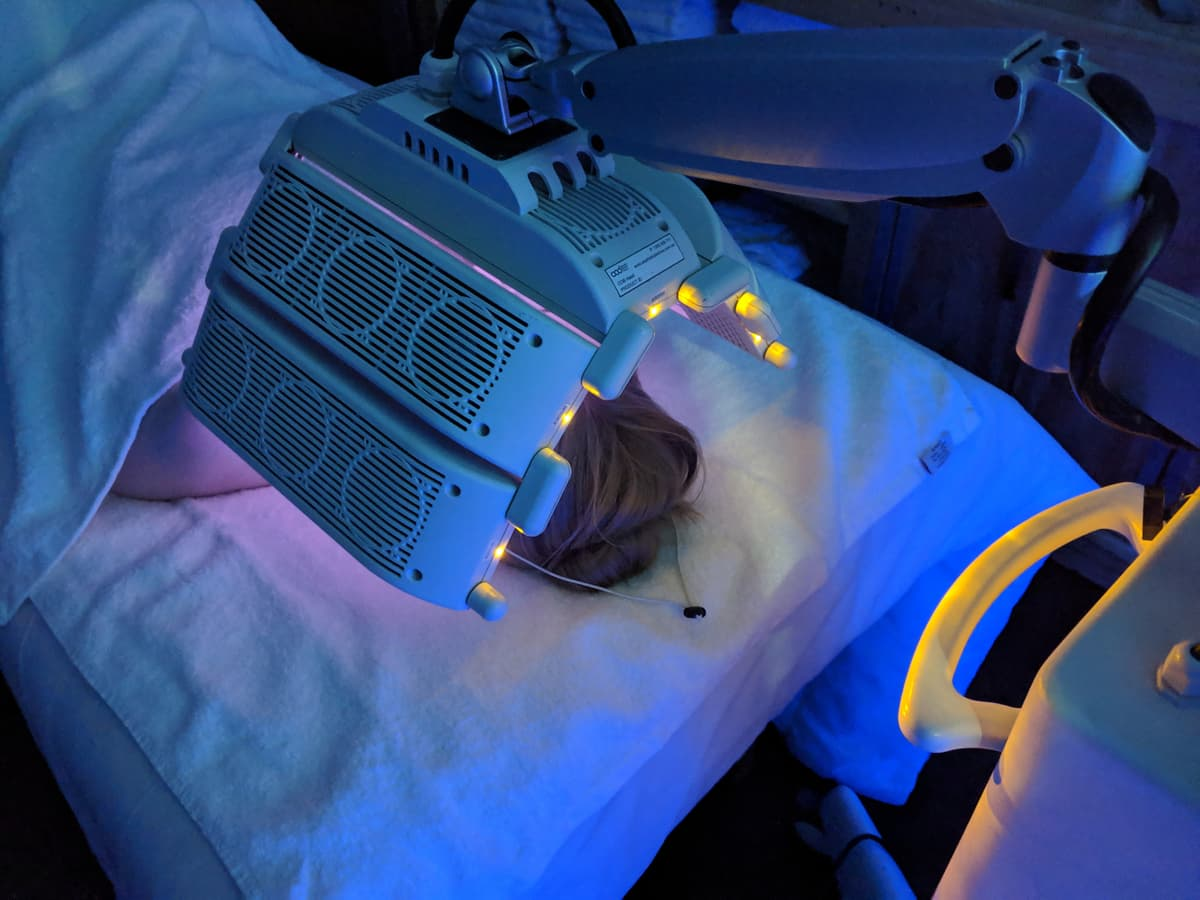 LED Light Therapy Infrared Light