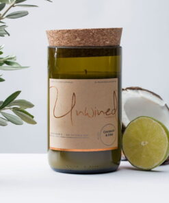 Unwined Candle - Coconut & Lime