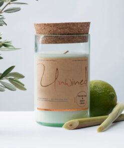 Unwined - Finger Lime & Lemongrass