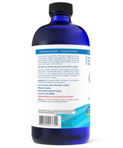 Nordic Naturals Omega 3 Liquid 16oz 473ml Reverse